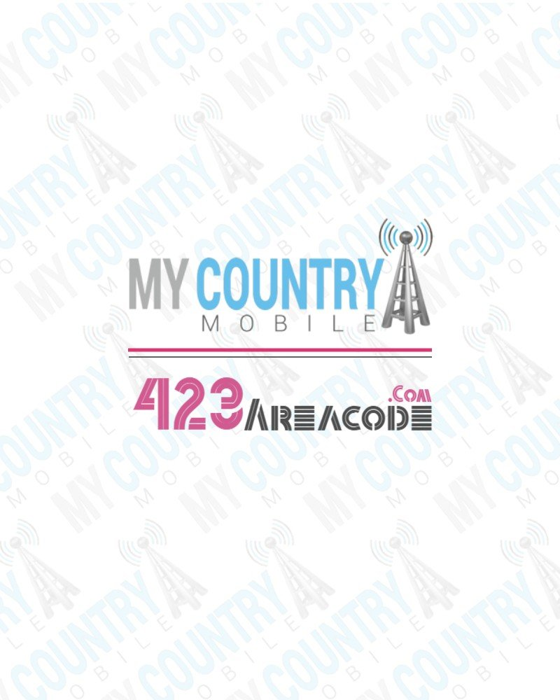423 Area Code Tennessee- My Country Mobile